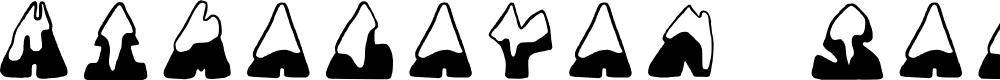 Preview image for Himalayan Salt Ii Regular Font