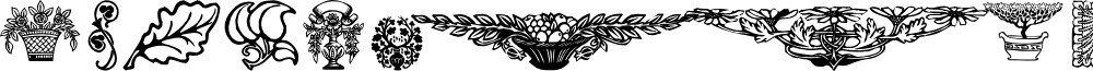 Design 6 font