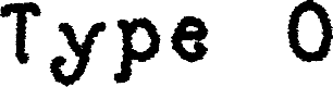 Preview image for TypeO Font