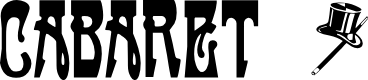 Preview image for Cabaret Font