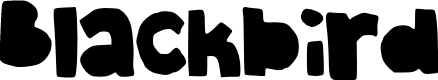 Preview image for Blackbird Font