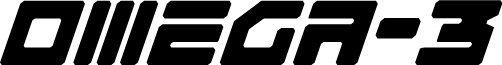 Omega-3 Light Italic