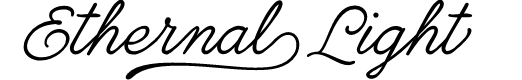 Preview image for Ethernal Light PERSONAL USE Font