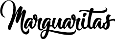 Preview image for Marguaritas Font