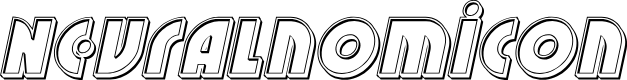 Preview image for Neuralnomicon Engraved Italic