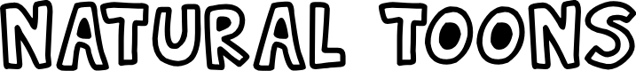 Preview image for Natural Toons Font