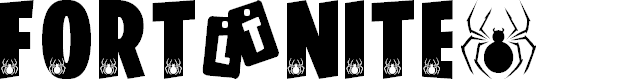 Preview image for FORTNITE BATTLEFEST Font