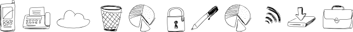 SketchIcons font