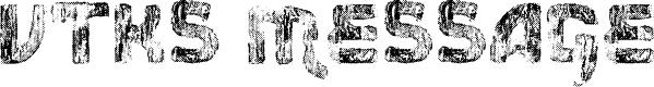 Preview image for vtks message Font