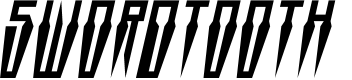 Preview image for Swordtooth Condensed Italic