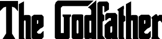 Preview image for The Godfather Font