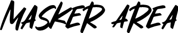 Masker Area