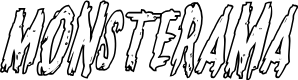 Preview image for Monsterama Outline Italic