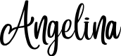 Preview image for Angelina Font