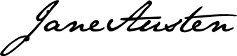 Preview image for JaneAusten Font