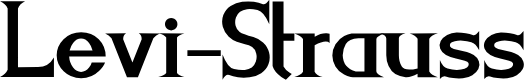 Preview image for Levi-Strauss Font