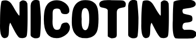 Preview image for Nicotine Font