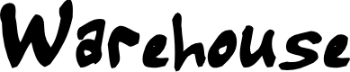Preview image for Warehouse Regular Font