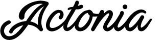 Preview image for Actonia PERSONAL USE Font