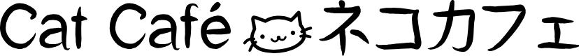 Preview image for CatCafe Font