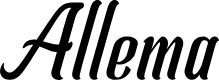 Preview image for Allema Font