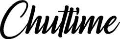 Preview image for Chuttime Personal Use Only Font