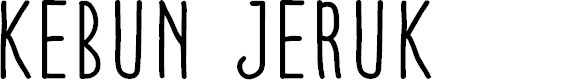 Preview image for ADENTULISAN Font