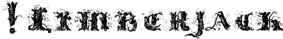 Preview image for !Limberjack Font