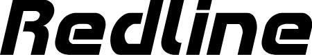 Preview image for Redline Italic