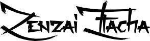 Preview image for Zenzai Itacha Font