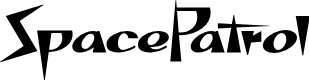Preview image for SpacePatrol Font