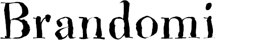 Preview image for Brandomi-Medium Font