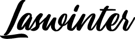 Preview image for Laswinter Font