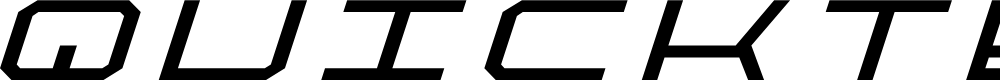 Preview image for QuickTech Title Italic