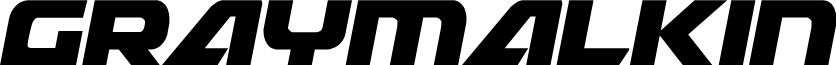 Graymalkin Compact Condensed
