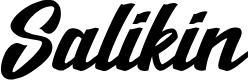 Preview image for Salikin Font