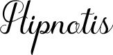 Preview image for hipnotis art design Font