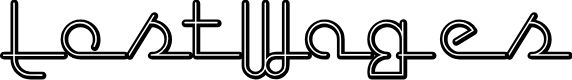Preview image for LostWages Font