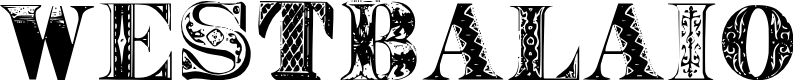 Preview image for WestBalaio Font