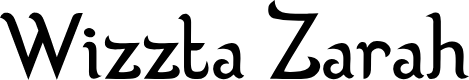 Preview image for Wizzta Font