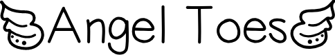 Preview image for AngelToes Font