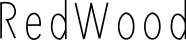 Preview image for RedWood Font