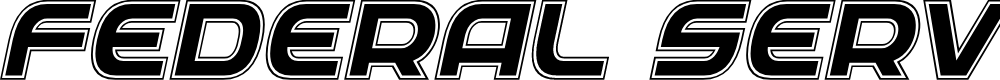 Preview image for Federal Service Academy Italic