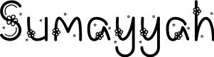 Sumayyah by Aisyah