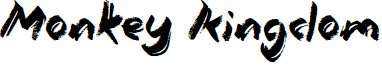 Monkey Kingdom (PERSONAL USE)