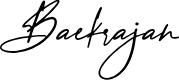 Preview image for Baekrajan Font