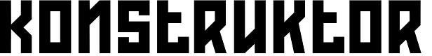 Preview image for Konstruktor Font