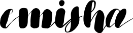 emisha font