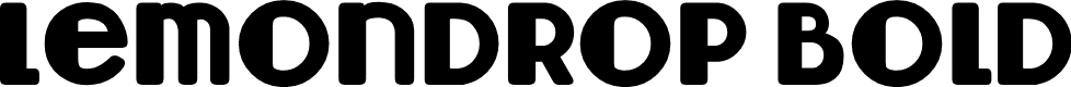 Preview image for Lemondrop Bold