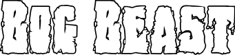Preview image for Bog Beast Outline